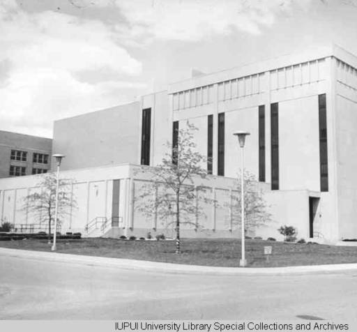 IU School of Dentistry addition, 1972 UA24-003719
